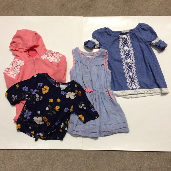 Lot of Girls Size 3T